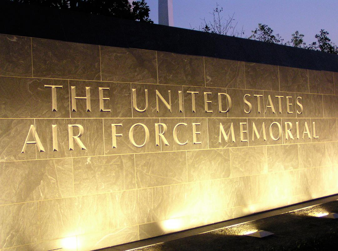 Air Force Memorial In Washington, DC
